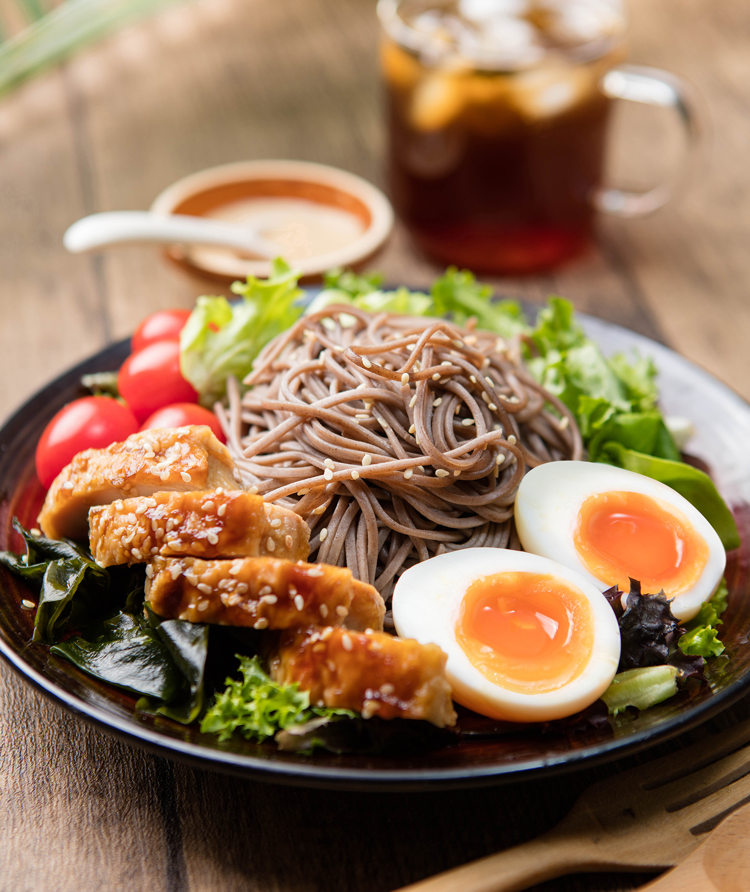 Starbucks Soba Salad