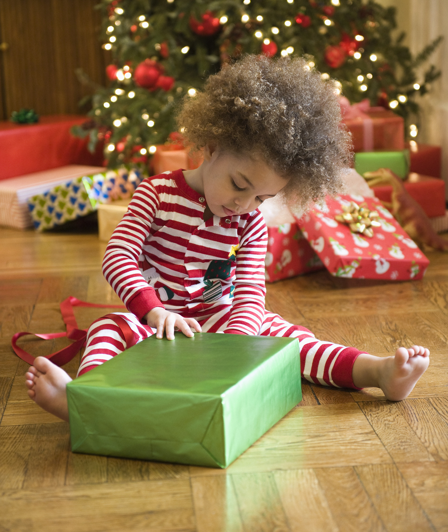 How to Teach Your Kids Gift-Receiving Etiquette