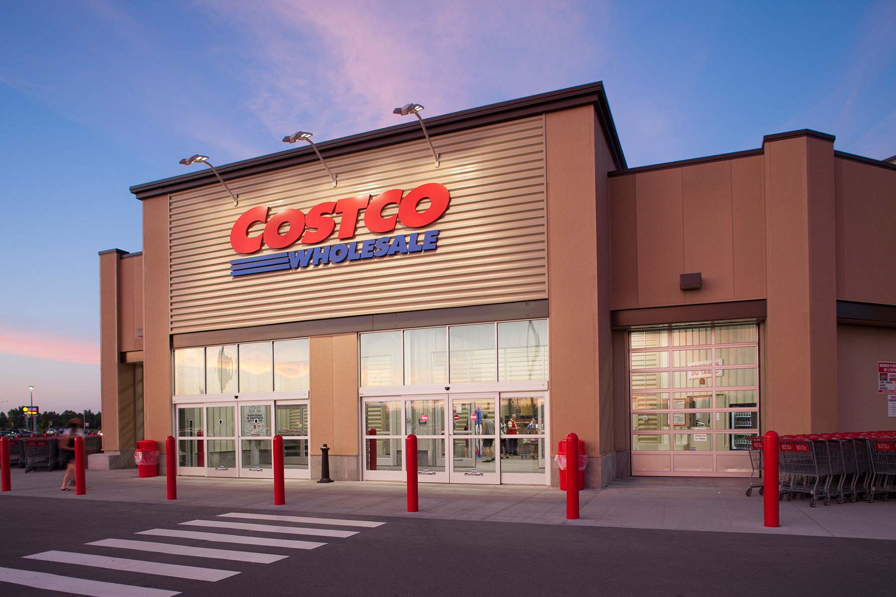 Real deals home decor hours for costco