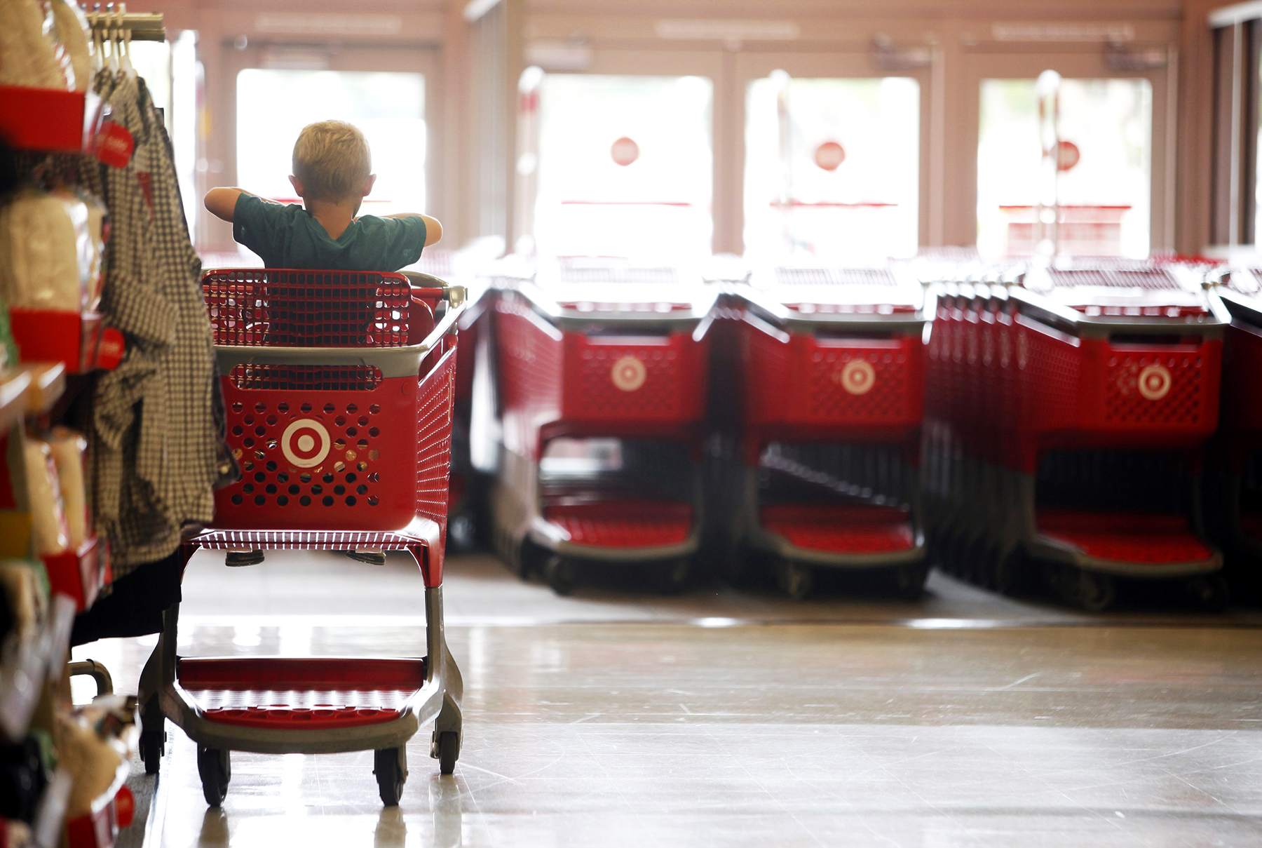 Target Is Making a Big Change to Its Kids' Food Section