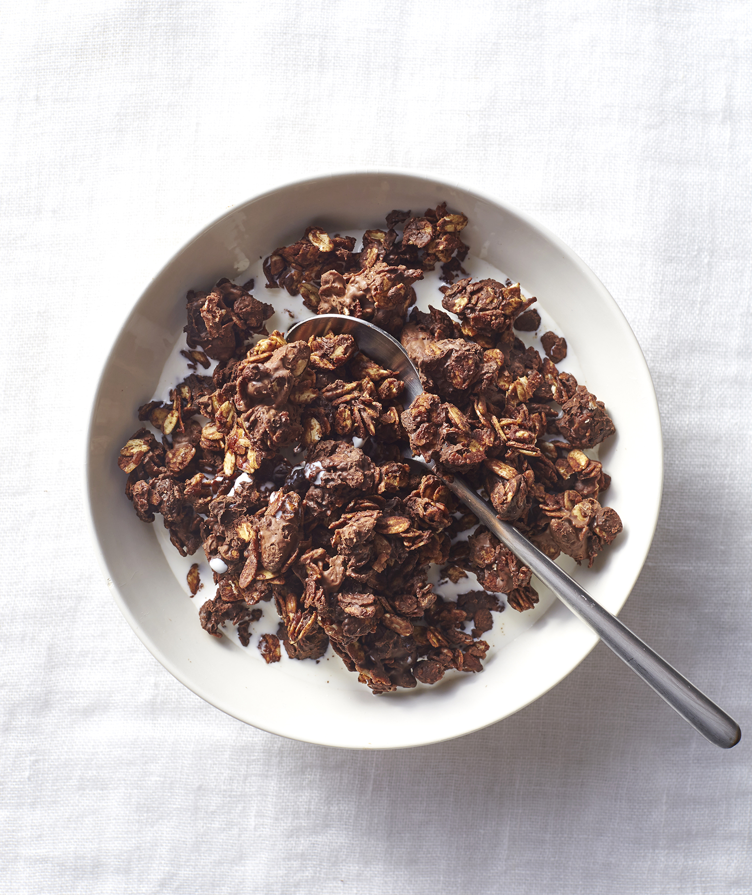 chocolate-granola