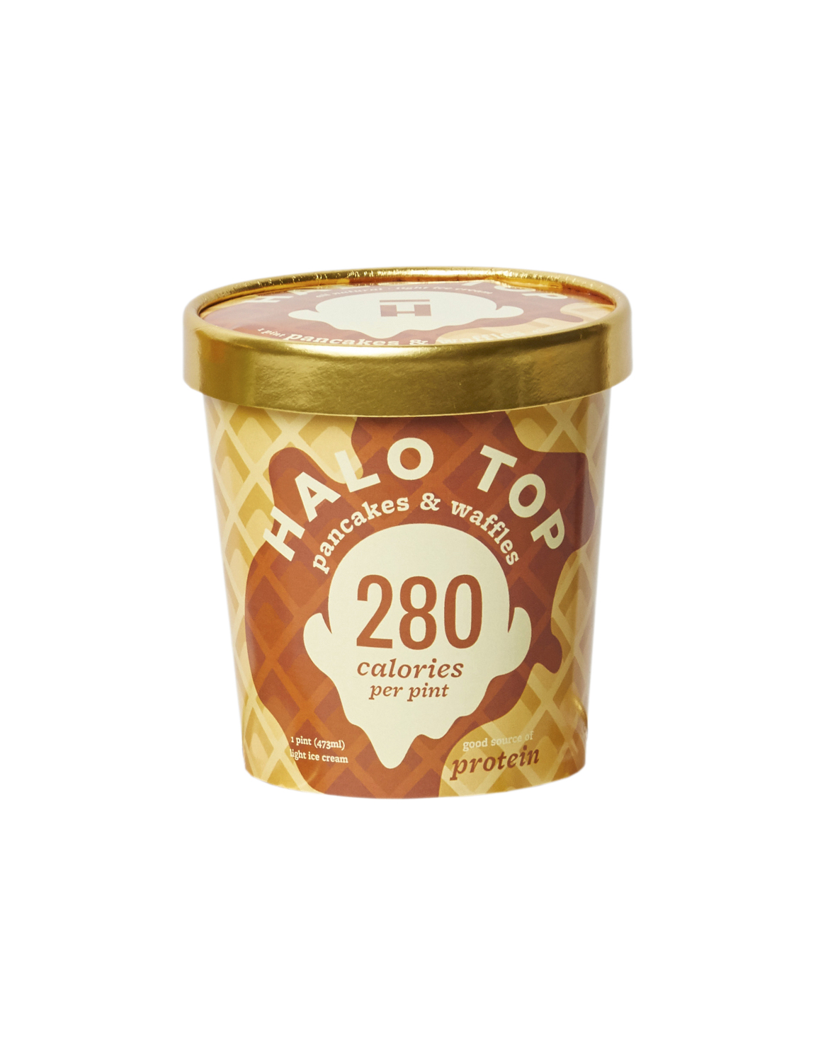 Halo Top Pancakes & Waffles