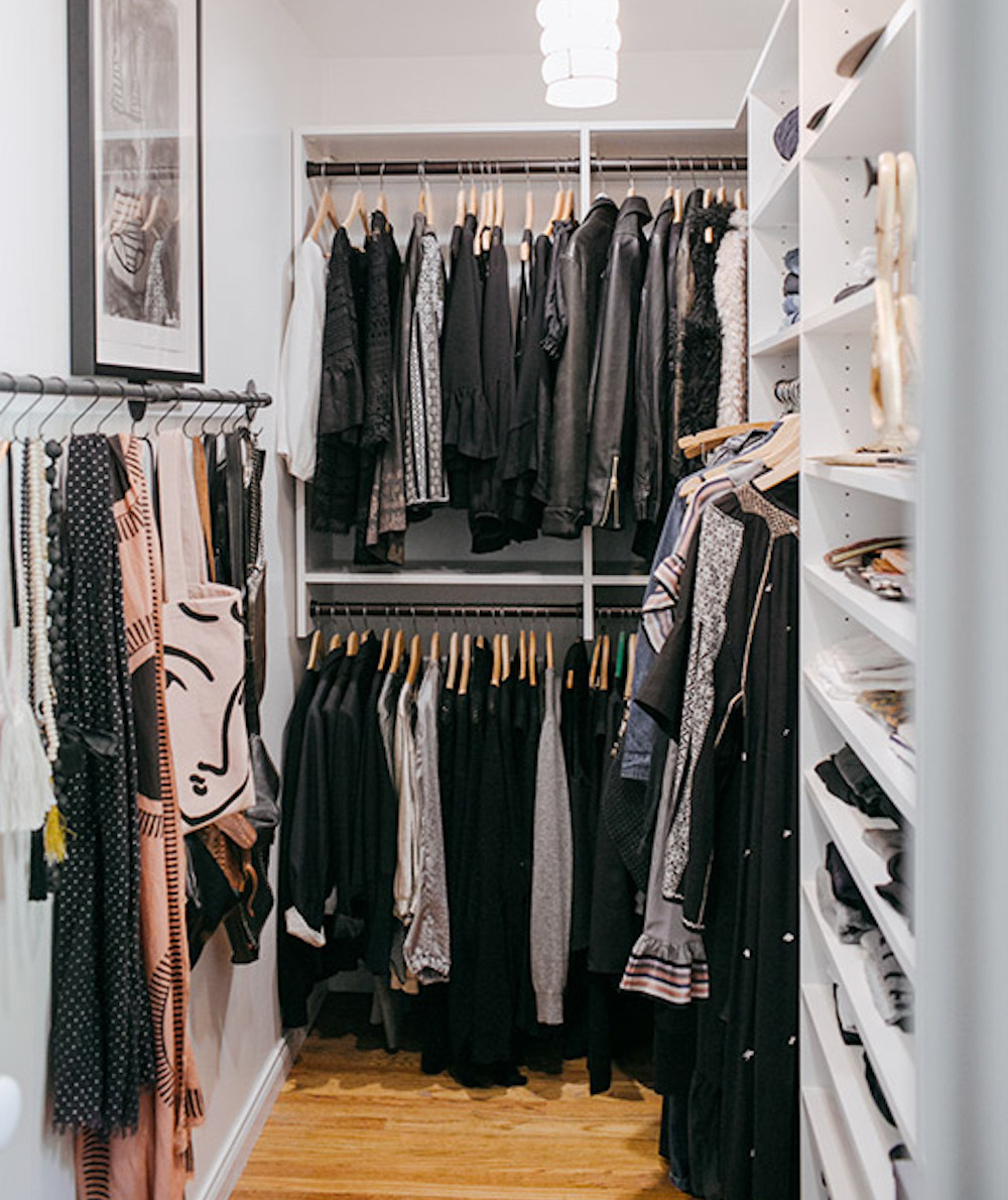 10 Genius Ways To Double Your Closet Space And Get Ready