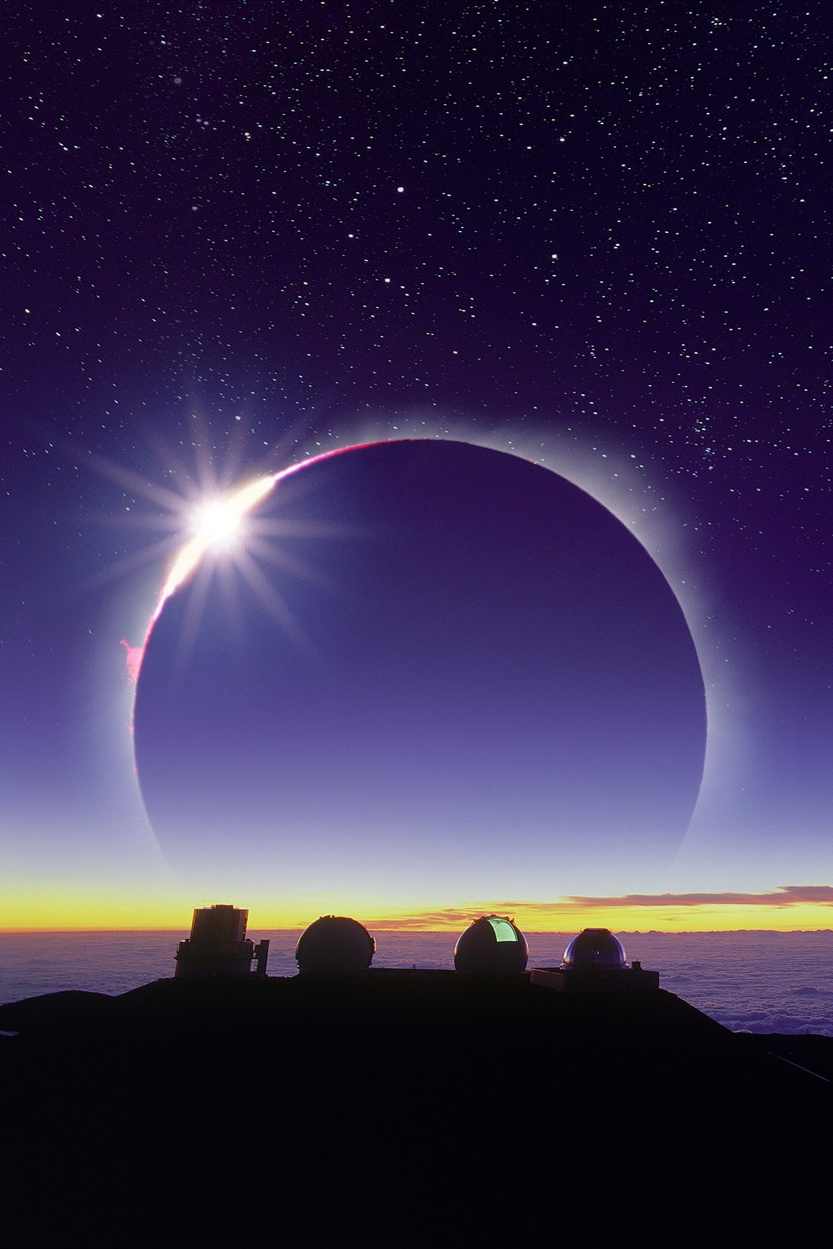 How to WatchThe Great American Eclipse If You Didn't Get Glasses
