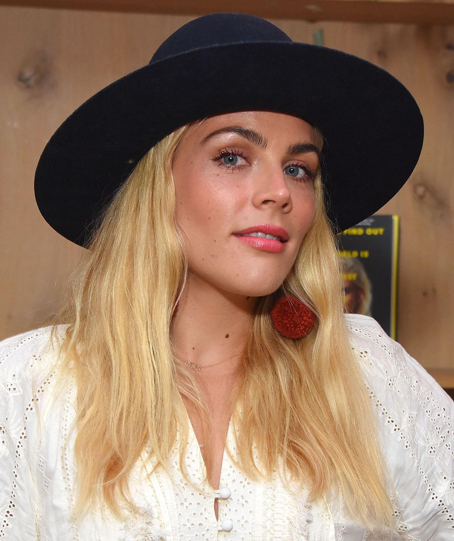 Busy Philipps Just Shot Garlic Up Her Nose to Relieve Sinus Congestion—and It Looks So Painful