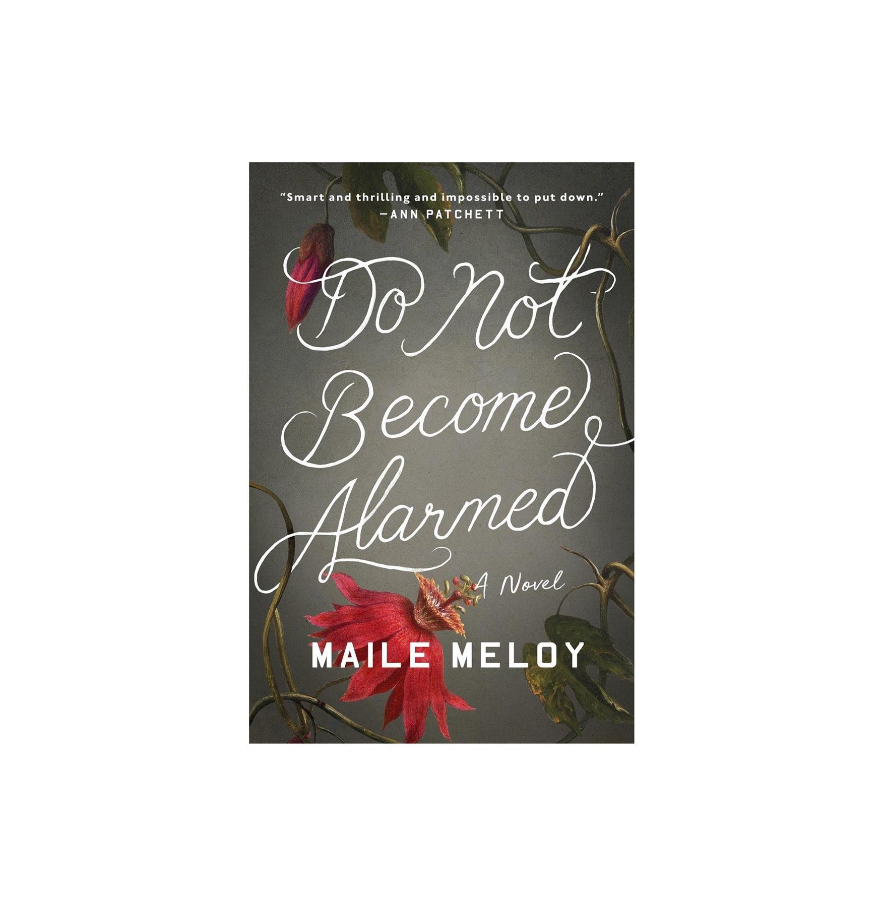 Do Not Become Alarmed: A Novel, Maile Meloy