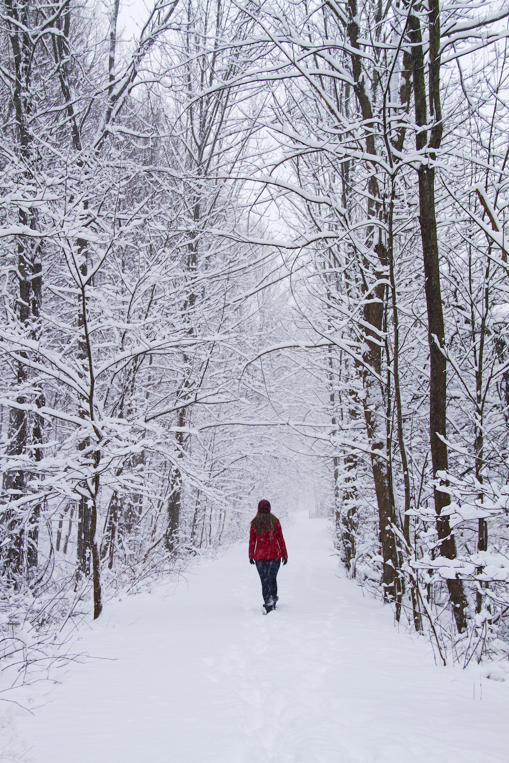 5 Reasons to Spend More Time Outside—Even When It's Cold