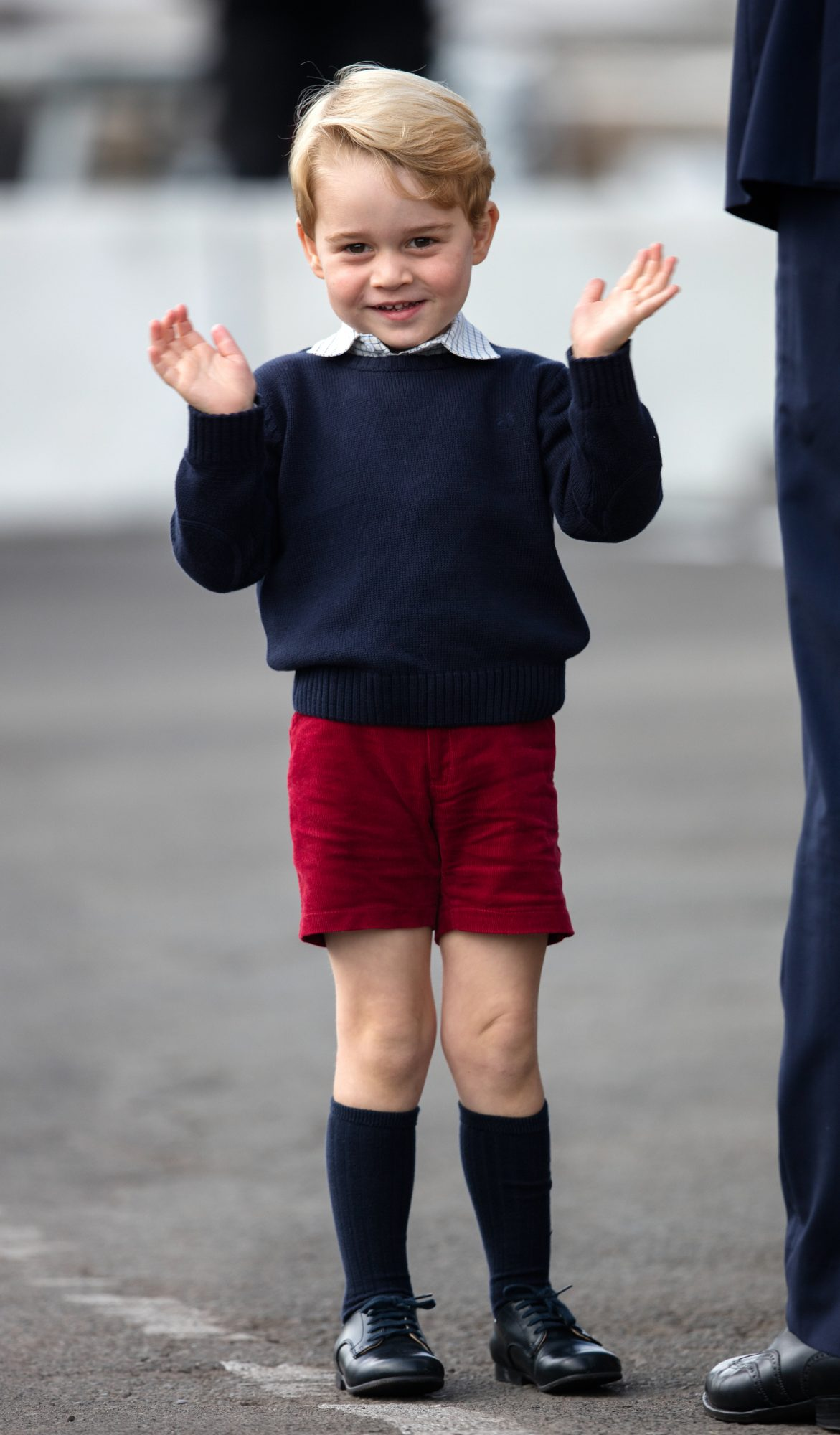 The One Surprising Christmas Gift Prince George Is Asking Santa For