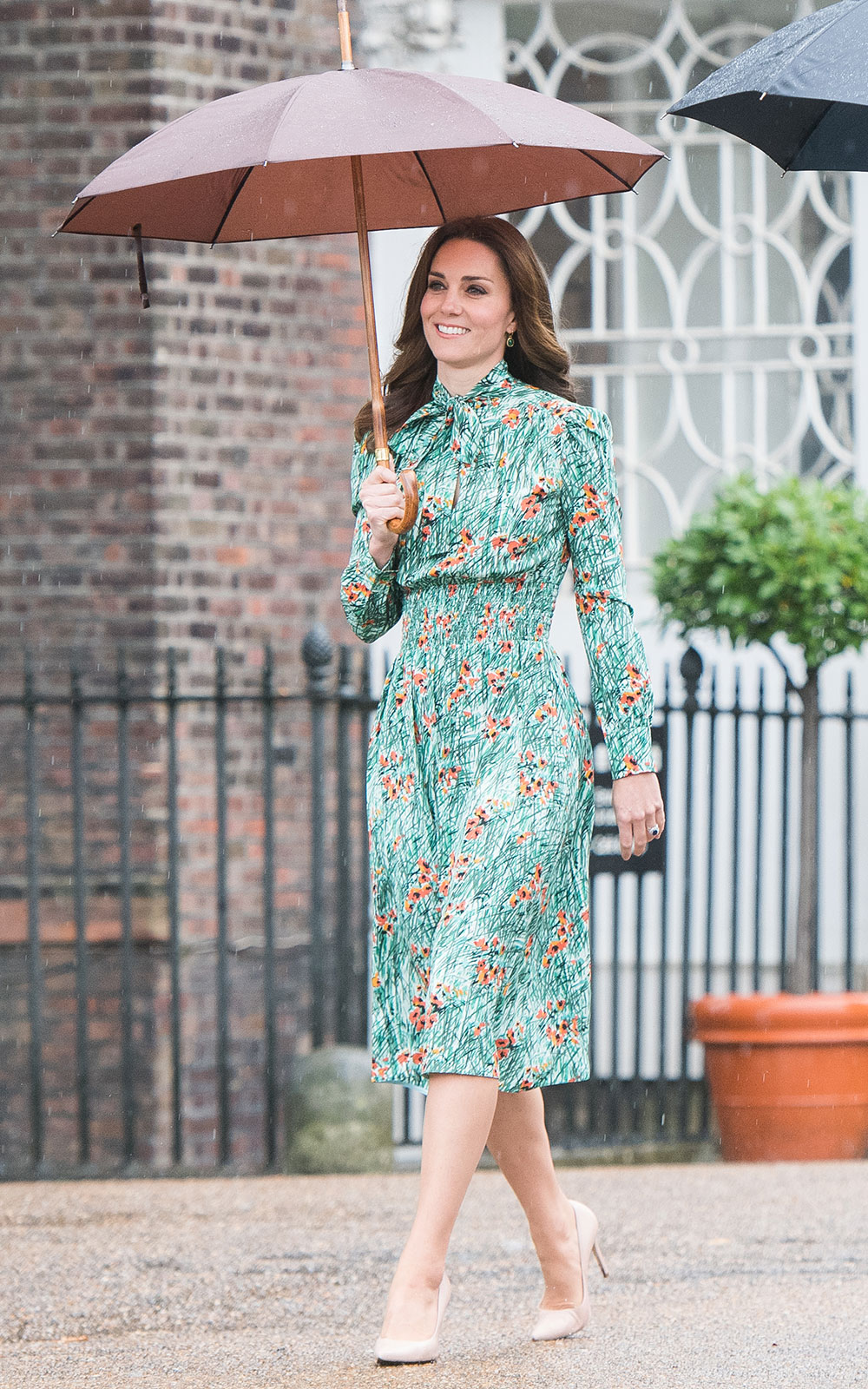 Kate Middleton Poppy Dress