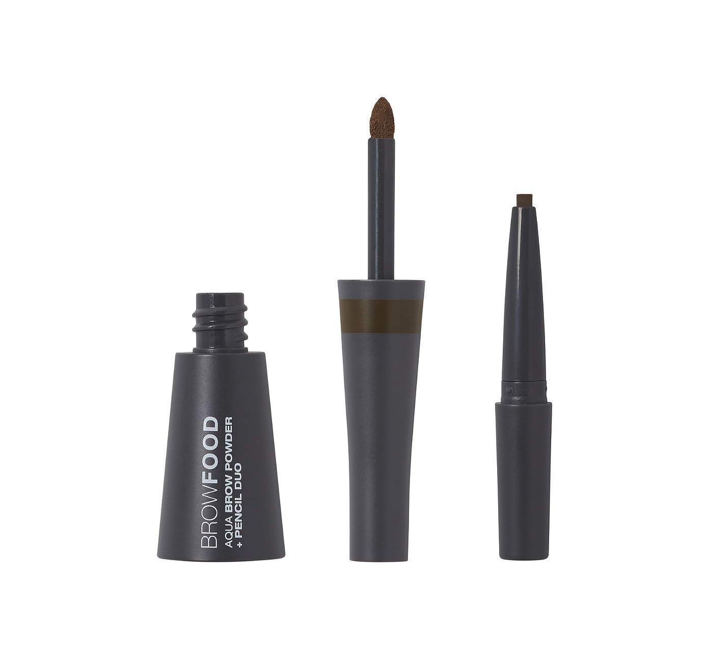 Lashfood Browfood Aqua Brow Powder + Pencil Duo