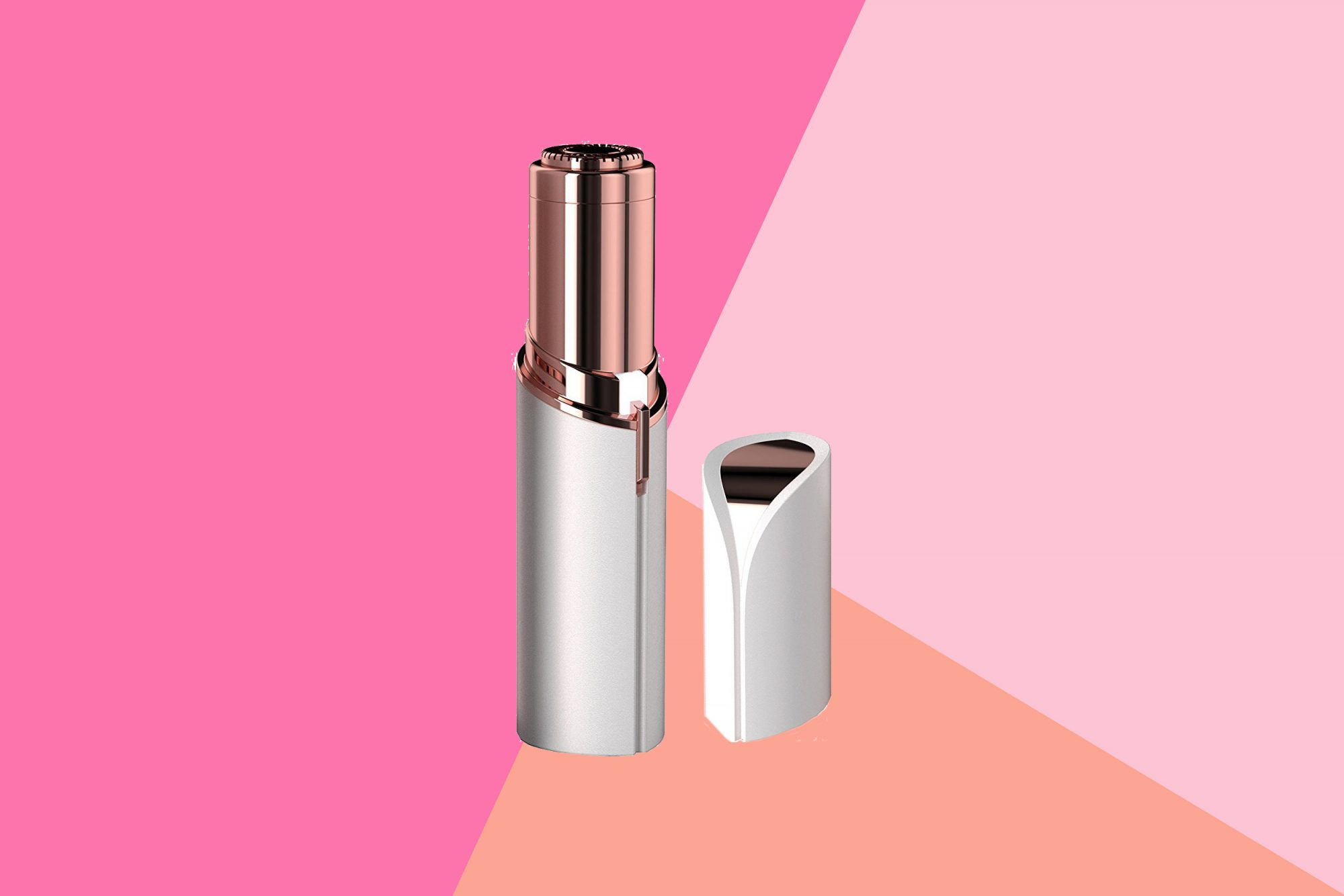 The Hair Removal Device That Made De-Fuzzing My Face Easier