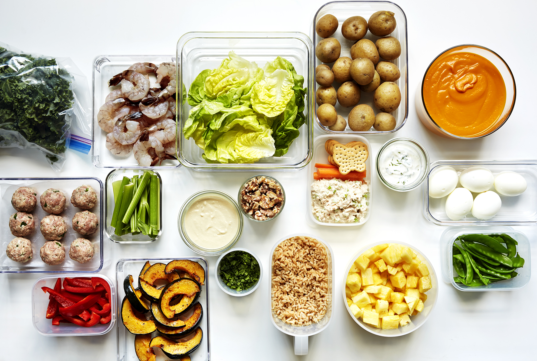 9 Meal Prep Ideas for the Week That Are Super Popular on Pinterest