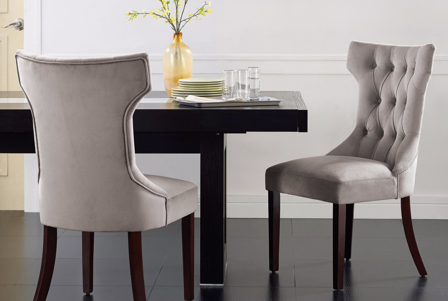 Clairborne Tufted Dining Chair
