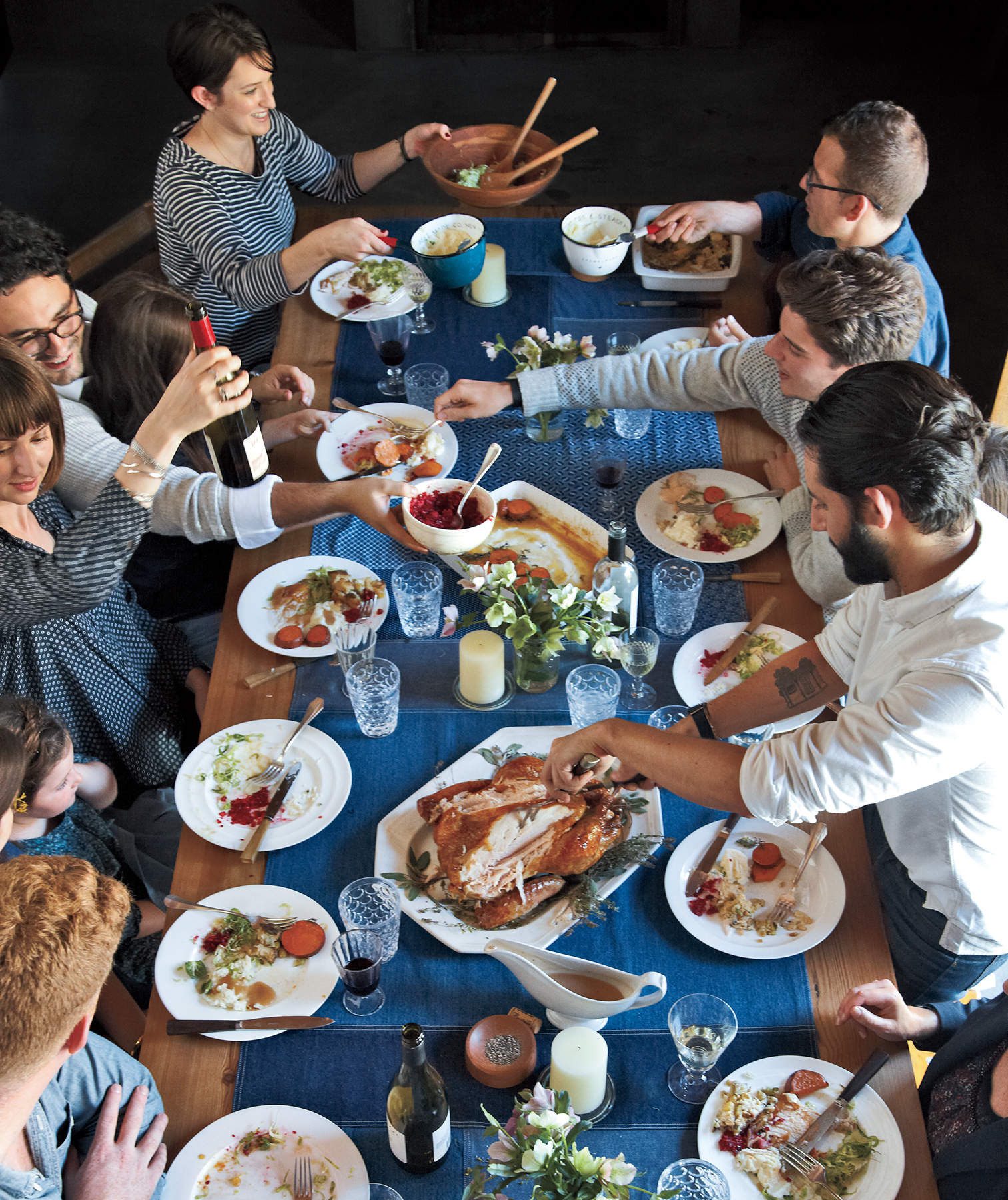 What Is Friendsgiving? 3 Facts You Didn't Know About the Tradition