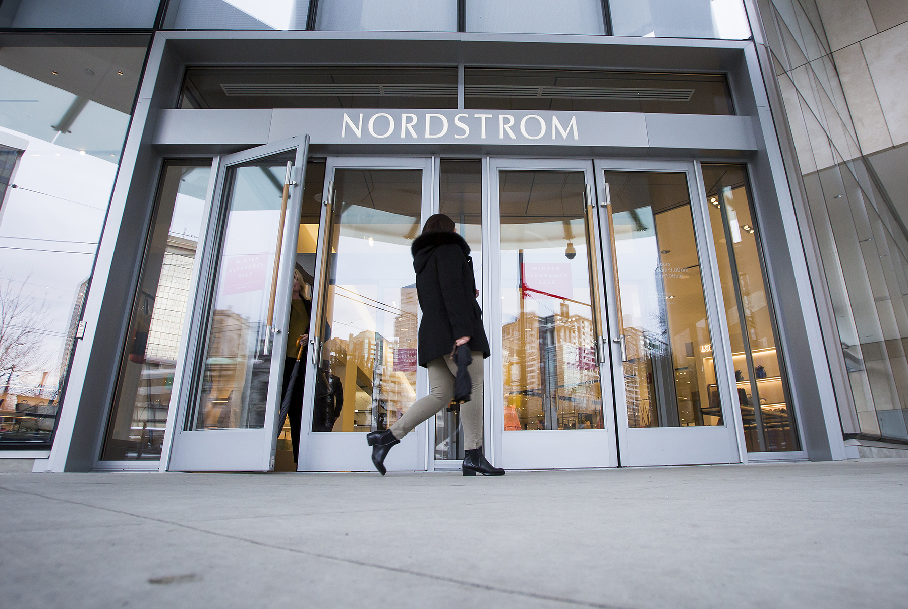 Nordstrom store