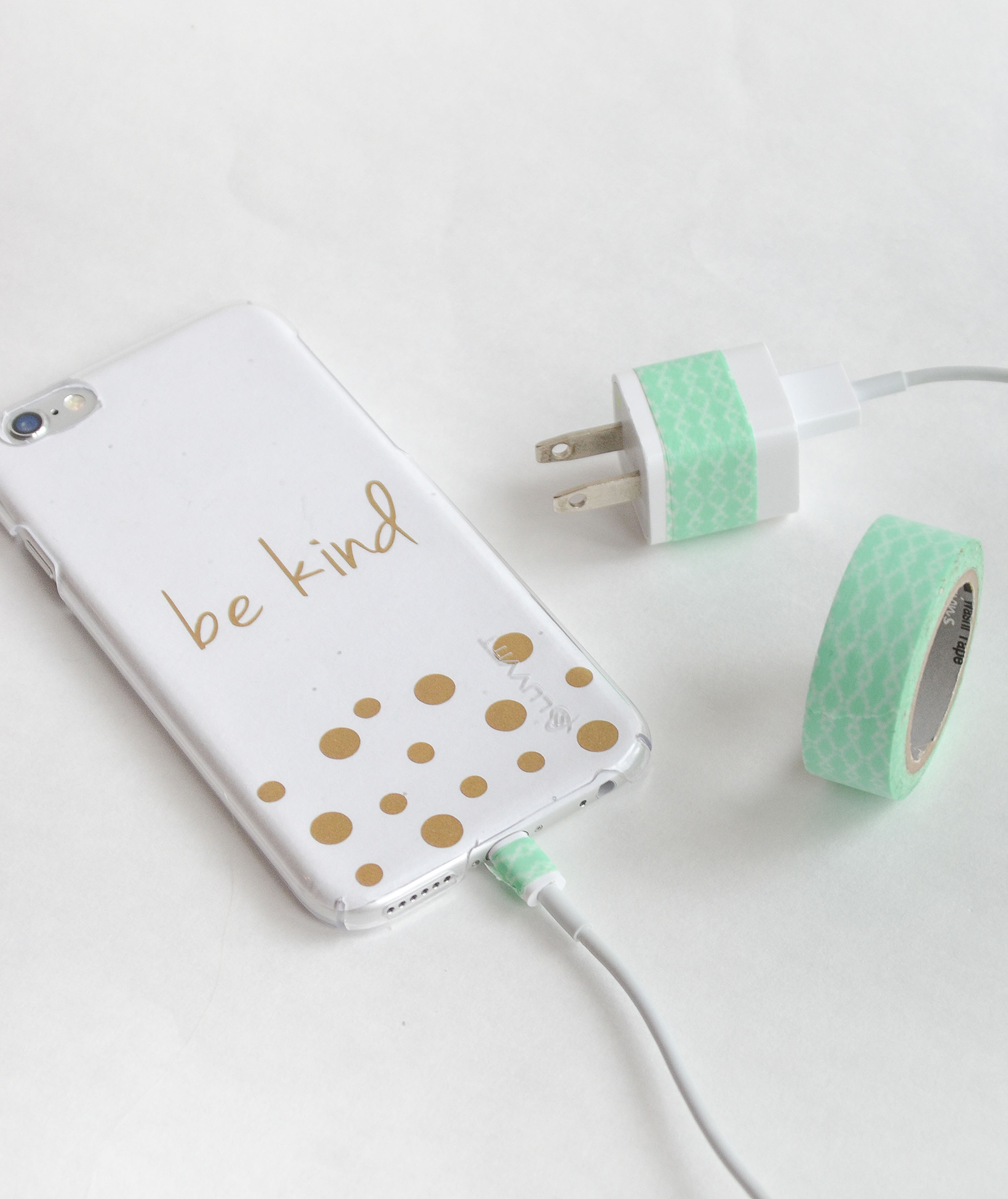 Washi Tape Charger