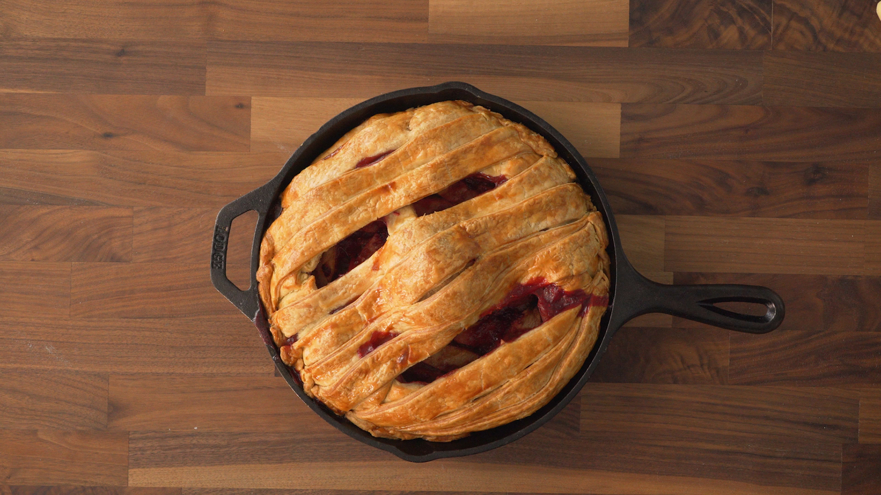 cast iron mummy pie recipe real simple