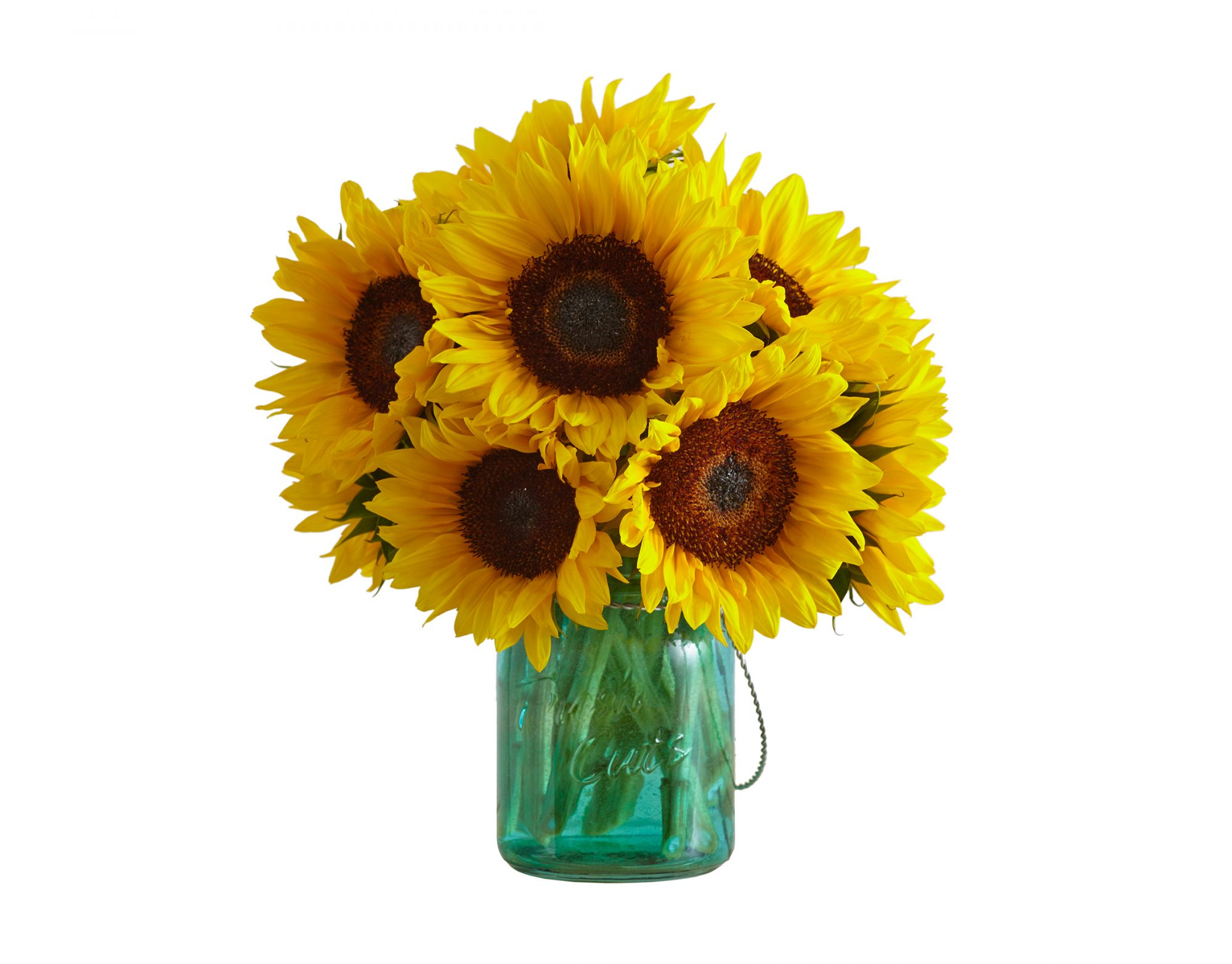 Sunflowers by Real Simple