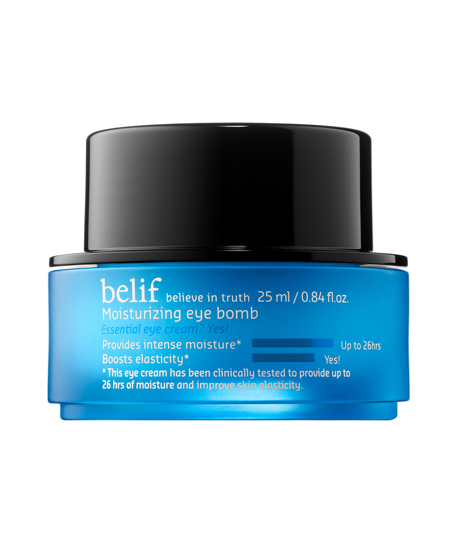 Belif Moisturizing Eye Bomb ( The 5 Best Selling Products from Sephora This Year)