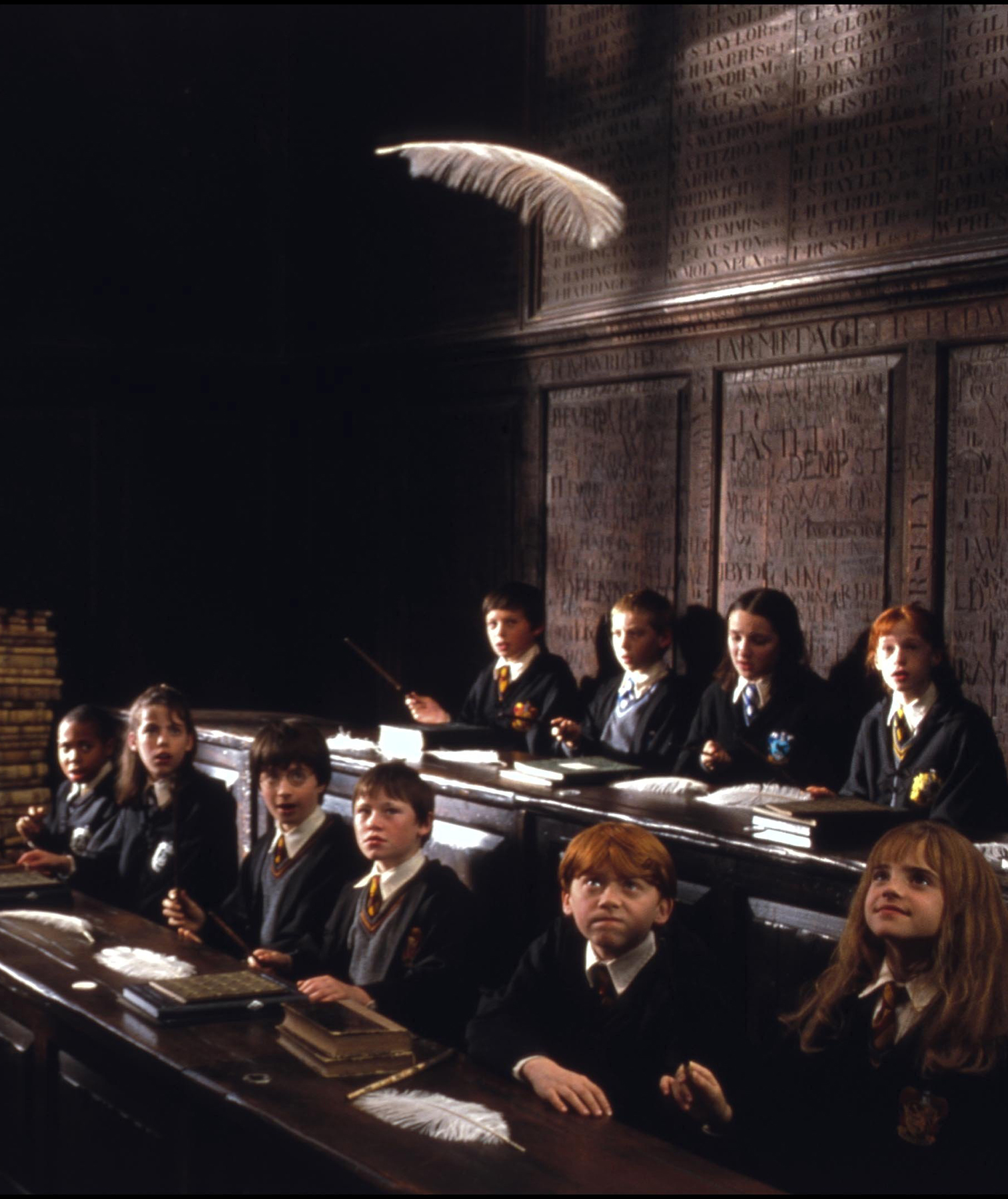 This Teacher Wins the Internet With His Hogwarts Classroom