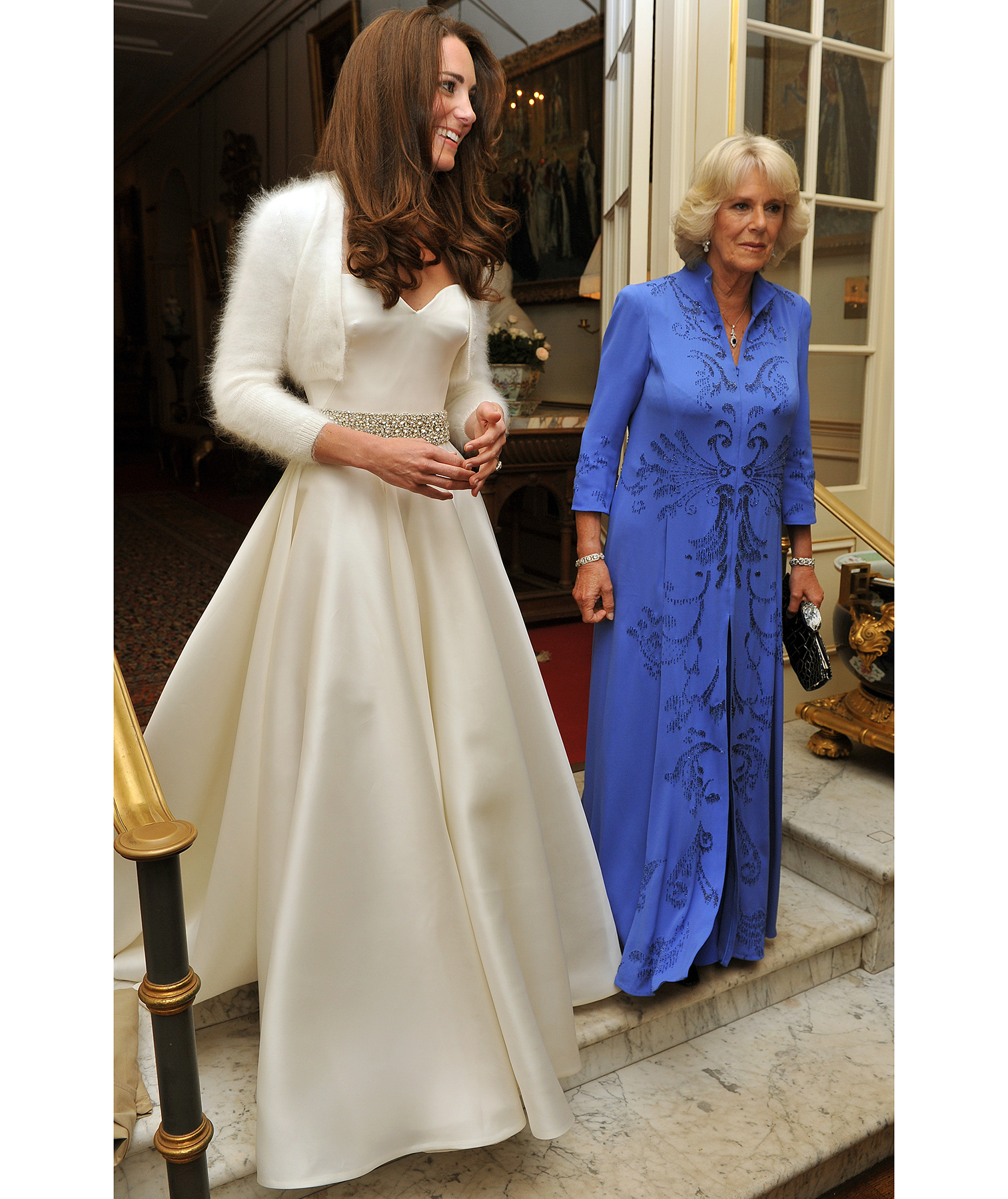 Simple 2nd Wedding Ideas: Kate Middleton's Other Wedding Dress Is The Ultimate Fall
