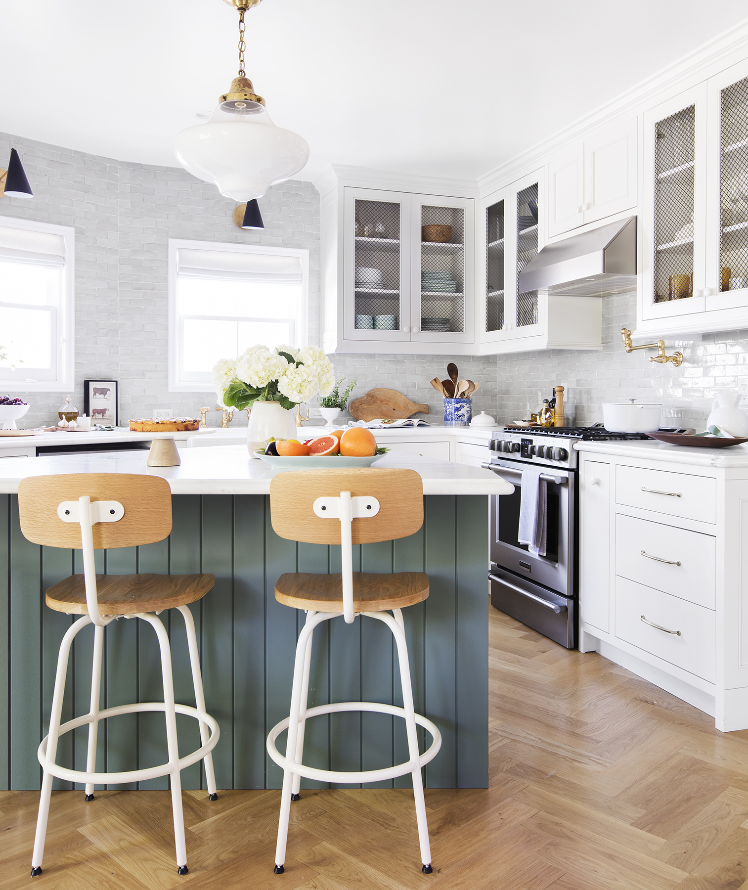 Kitchen Peninsula Cooktop: 6 Steps To Painting A Room