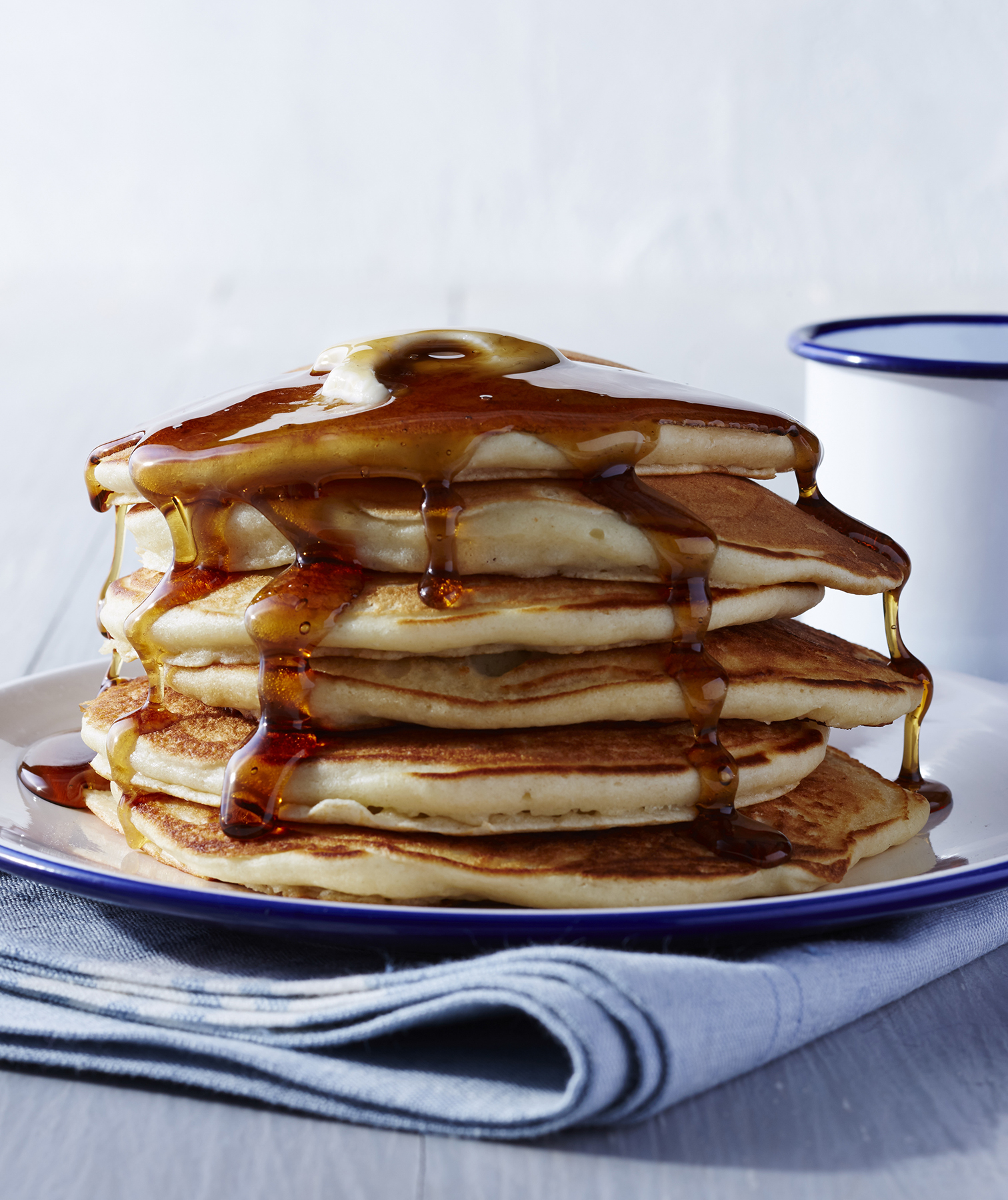 How to Make the Perfect Pancake, According to Science