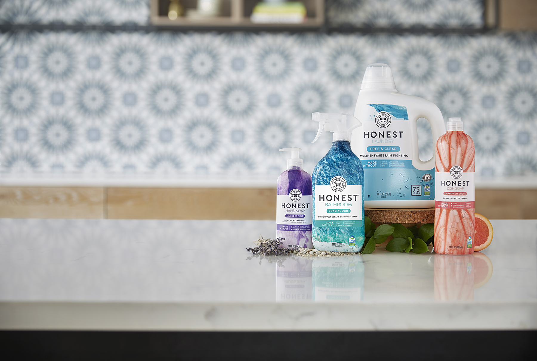 The Honest Co. clean