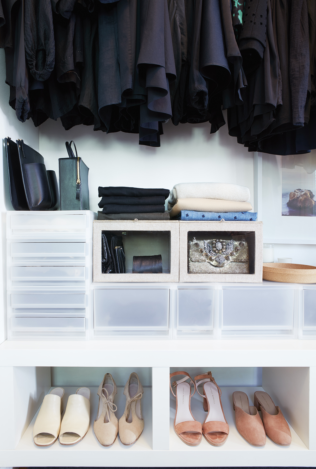 Storing All Like Items Together