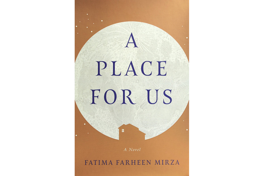 Airplane Books A Place for Us, by Fatima Farheen Mirza