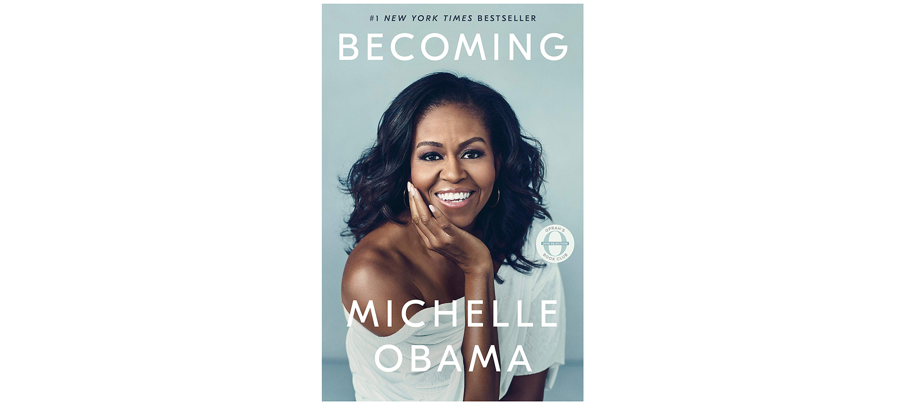 Good Books to Read to Feel Happy: Becoming, by Michelle Obama