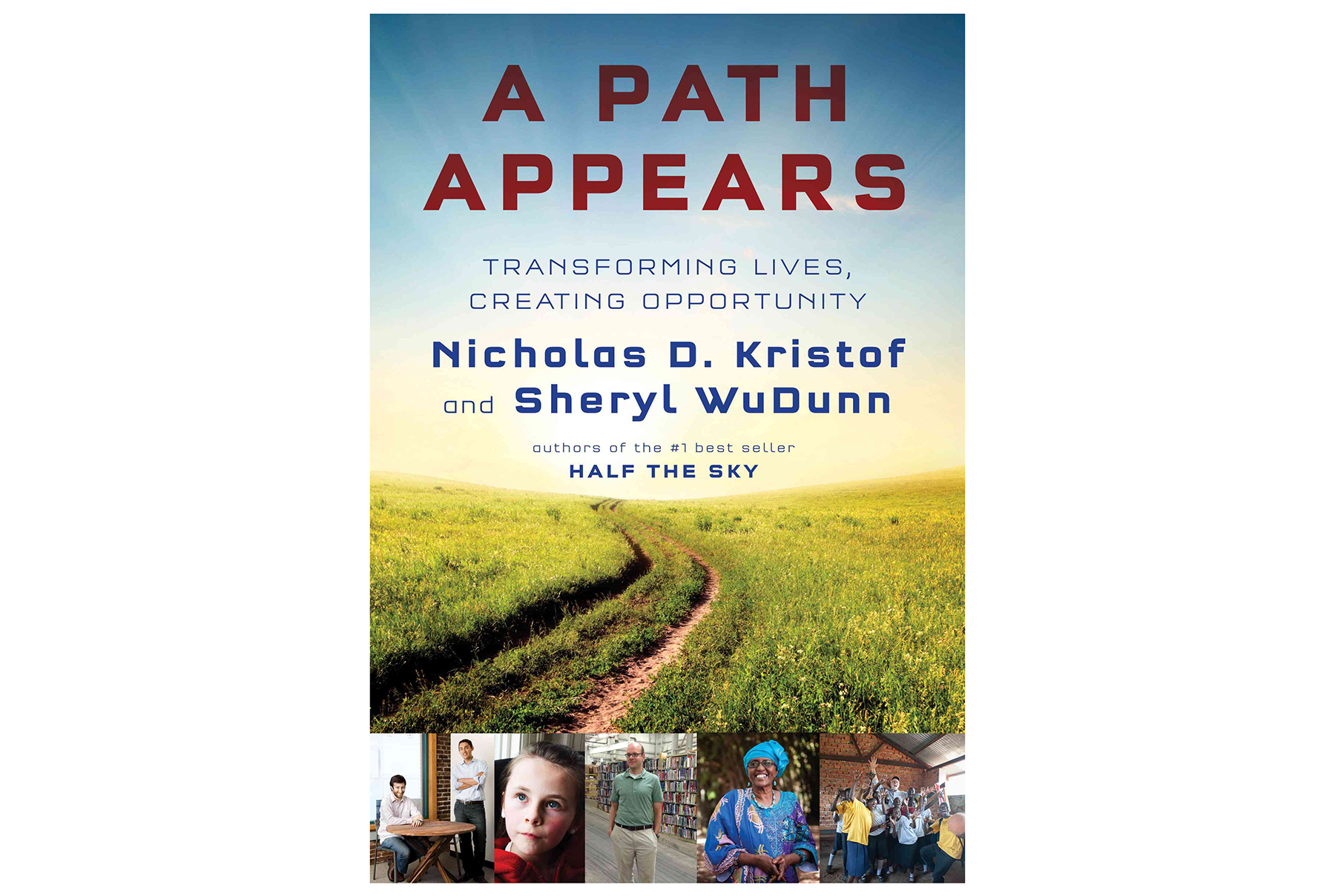 Kristin Davis: A Path Appears, Nicholas D. Kristof and Sheryl WuDunn