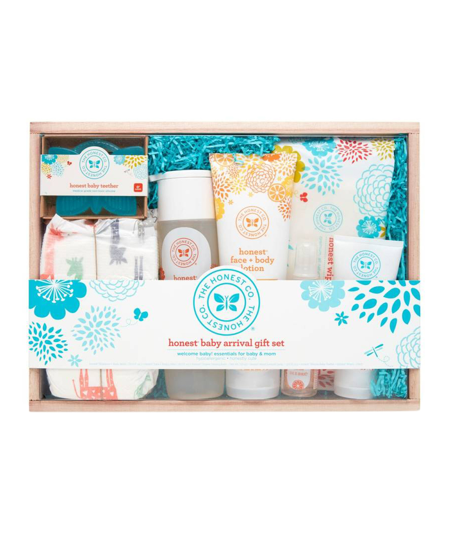 Baby Arrival Gift Set