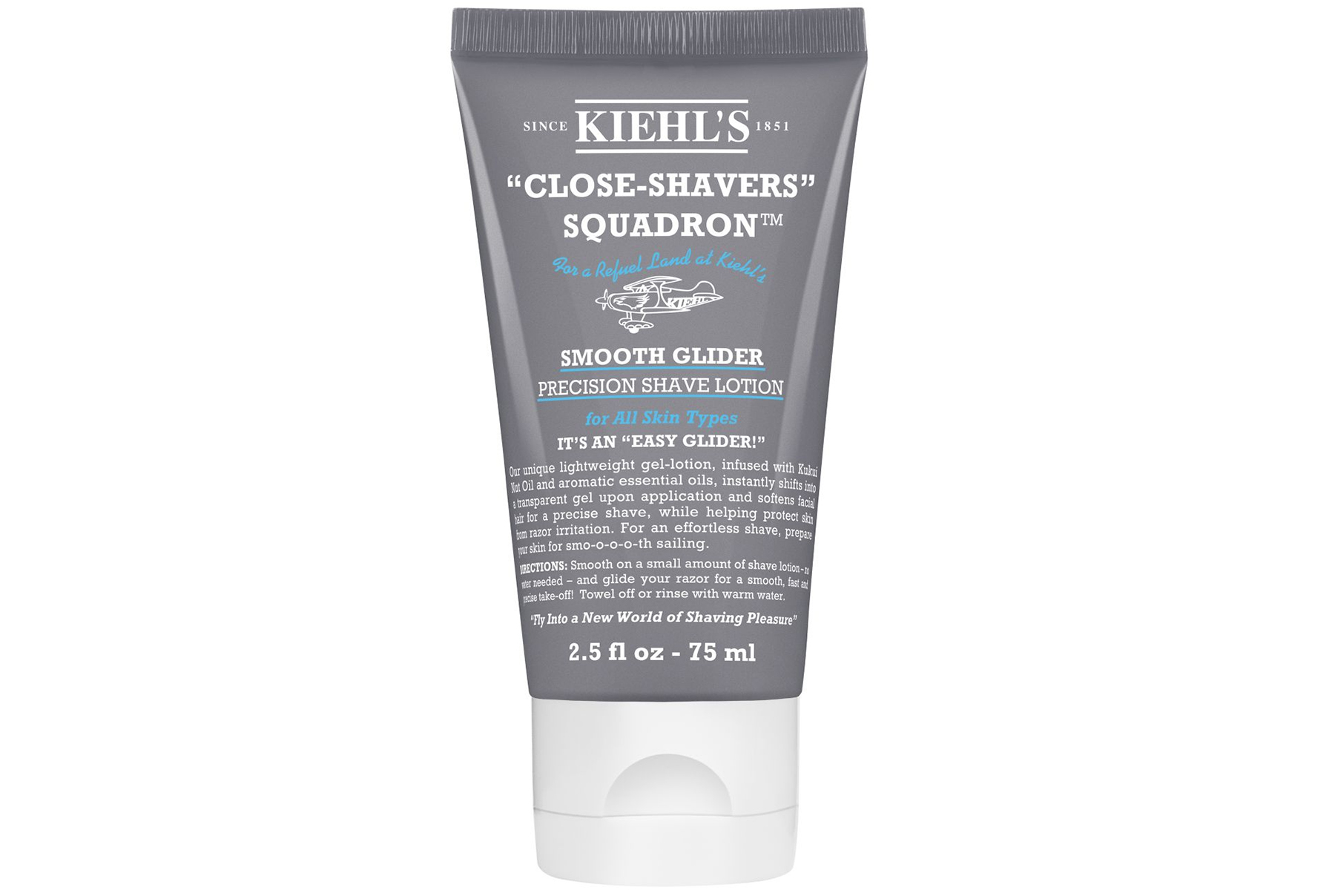 "Kiehl's ""Close-Shavers"" Squadron"