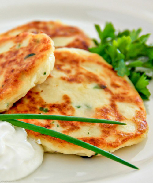 Potato Cakes From Leftover Mashed Potatoes