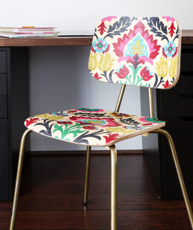 Mod-Podge Chair