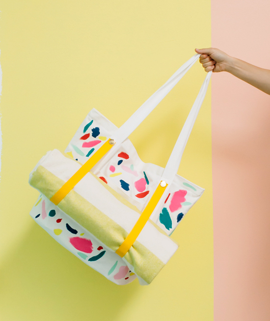 A Summer Activity Tote