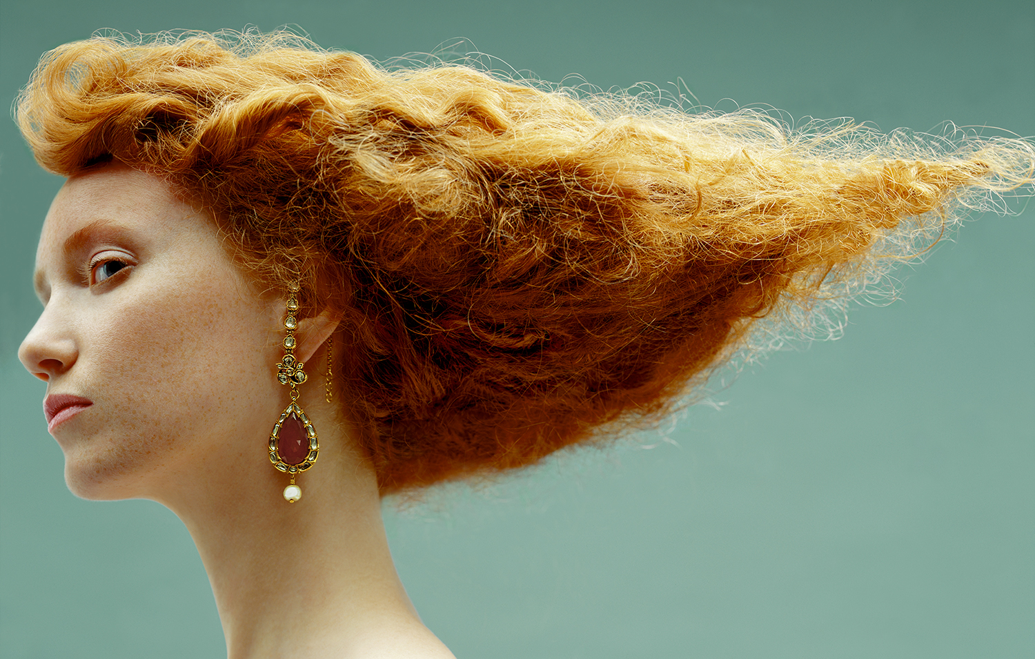 How To Keep Red Hair From Fading Real Simple