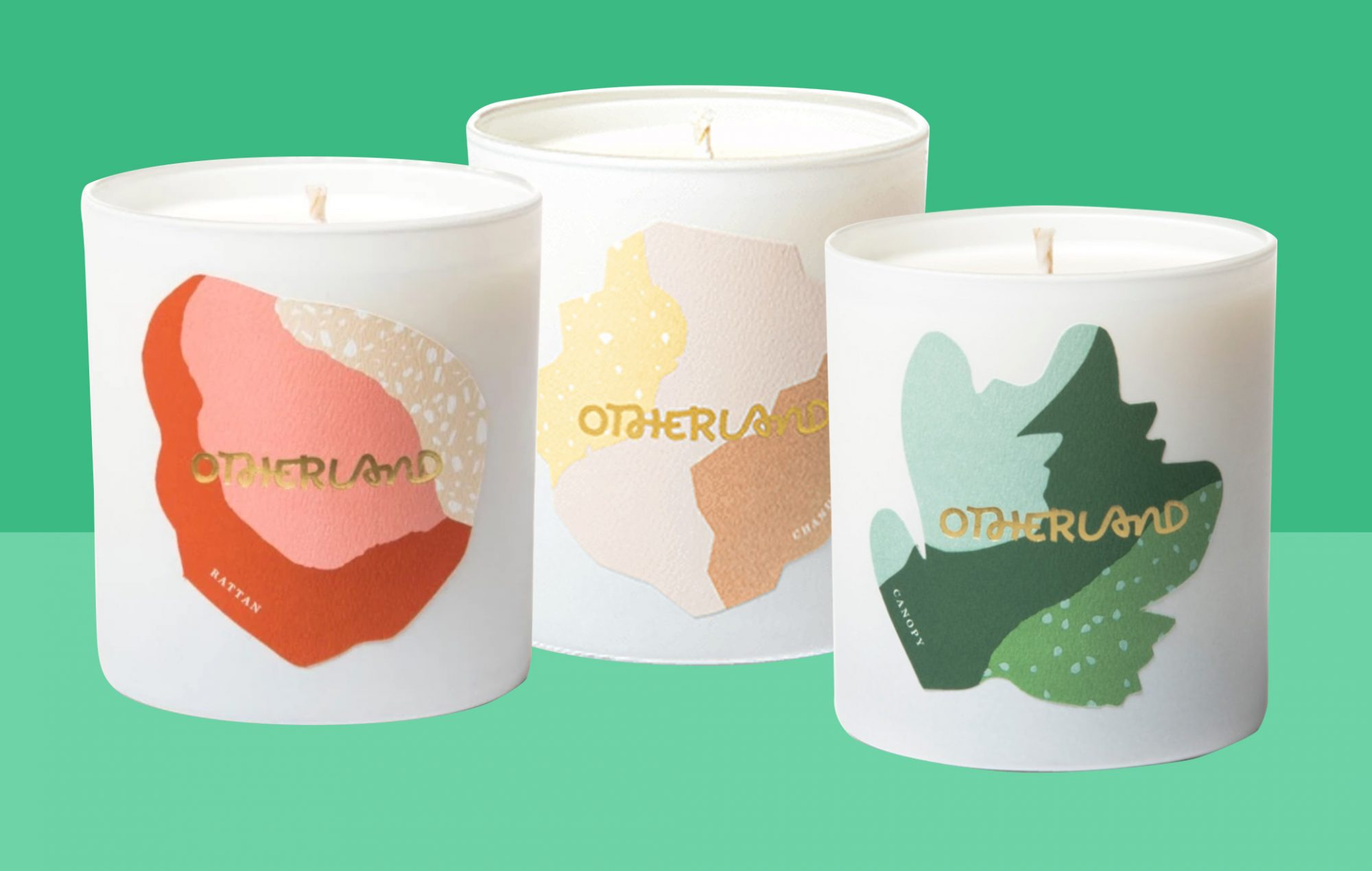 best friend christmas gifts: otherland-candle