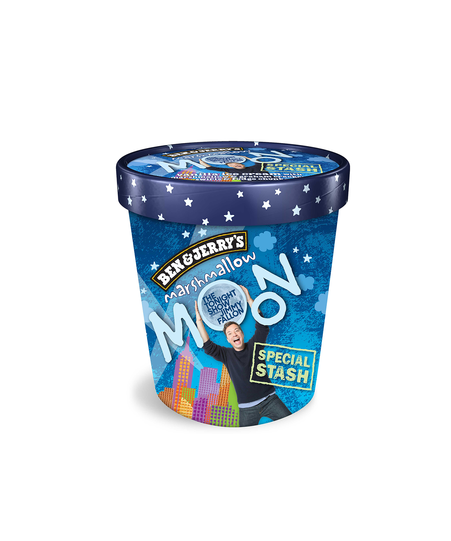 Ben & Jerry's Marshmallow Moon