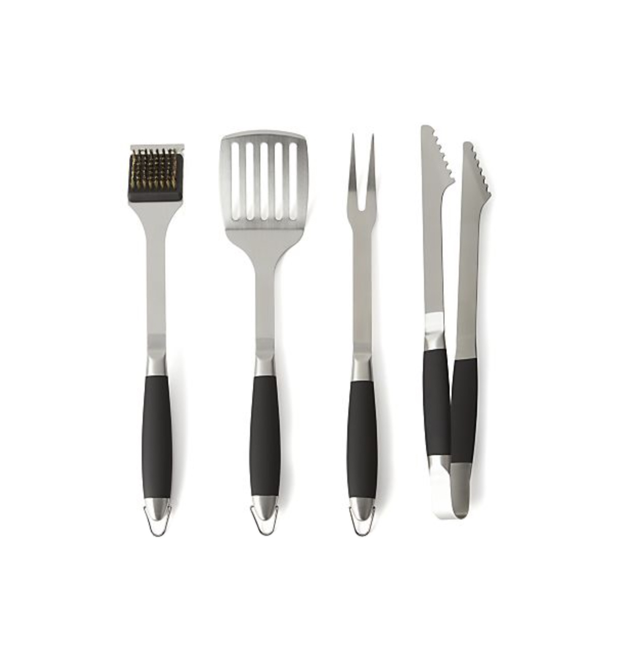 Four-Piece Barbecue Tool Set