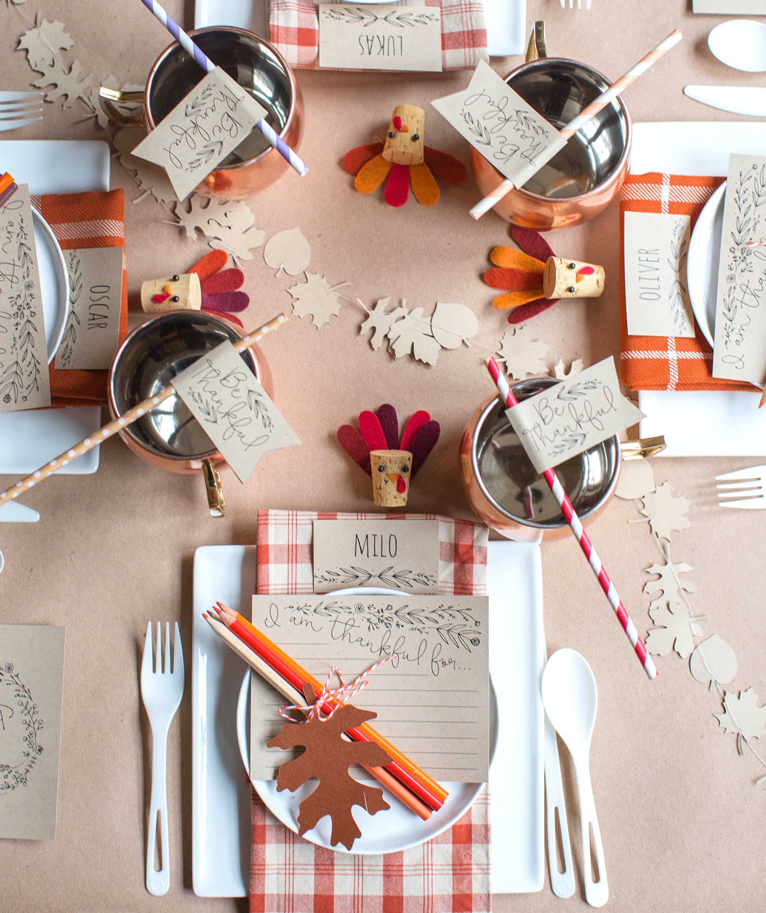 34 Stunning Thanksgiving Table Decor Ideas for 2019 | Real ...