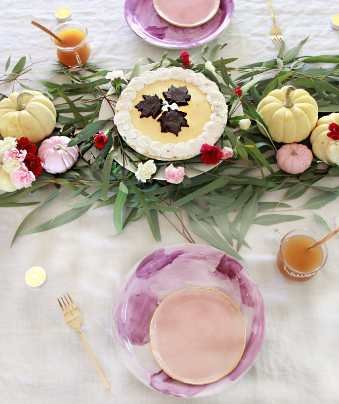 Unexpected Colors table setting