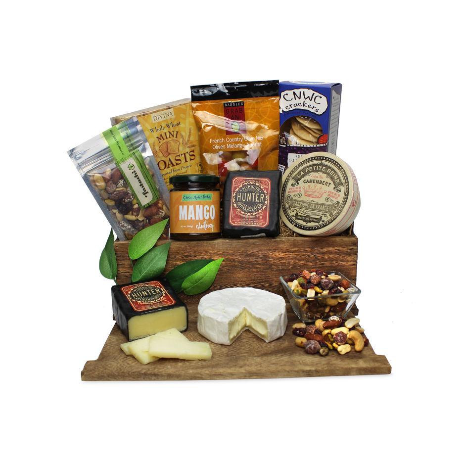 Food Gifts For Christmas Delivery | Division of Global Affairs