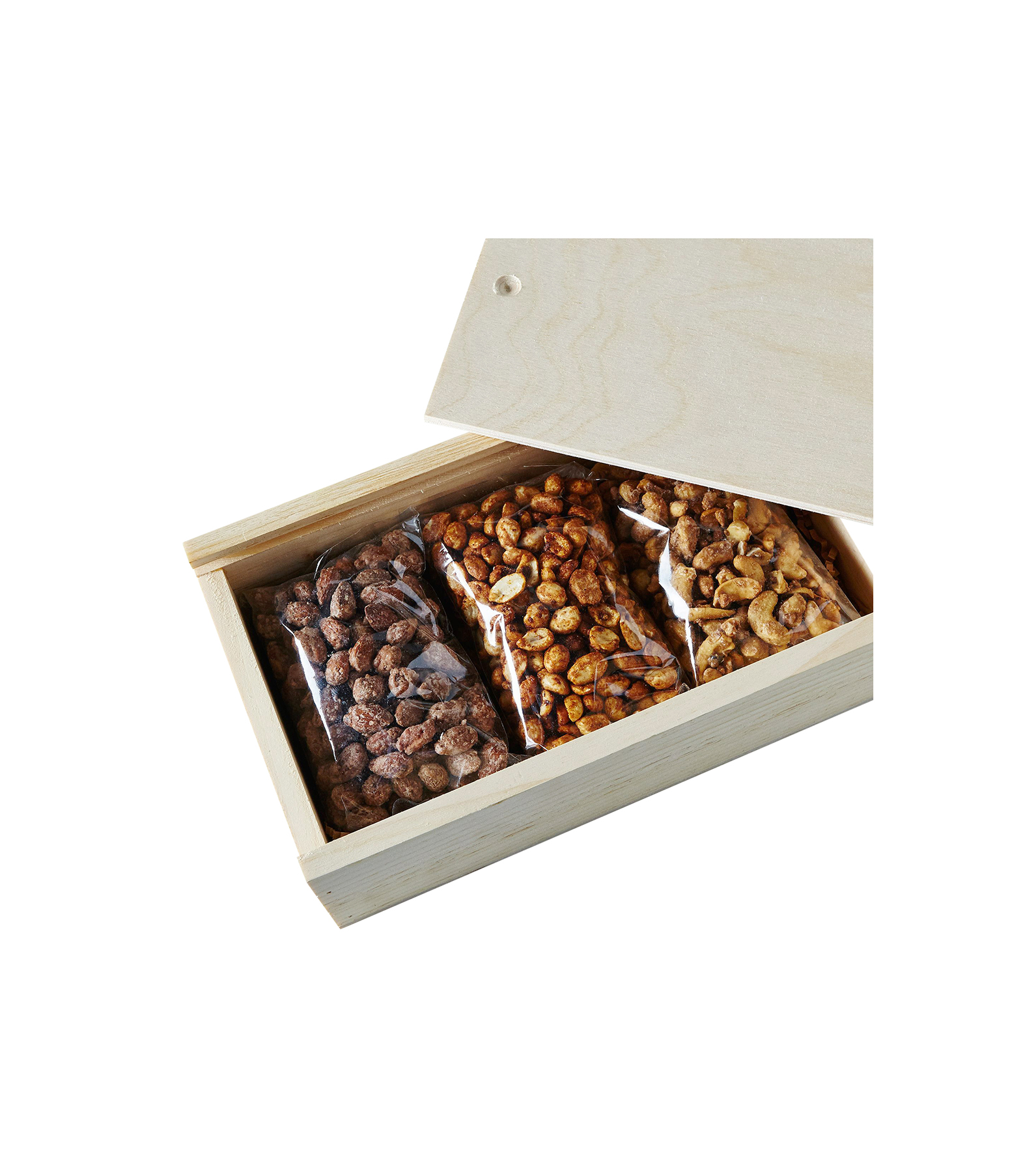 Flavored Nuts Gift Box