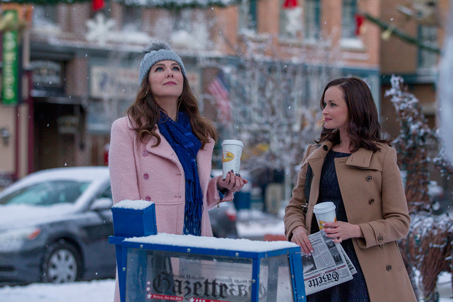 Gilmore Girls Winter Episode