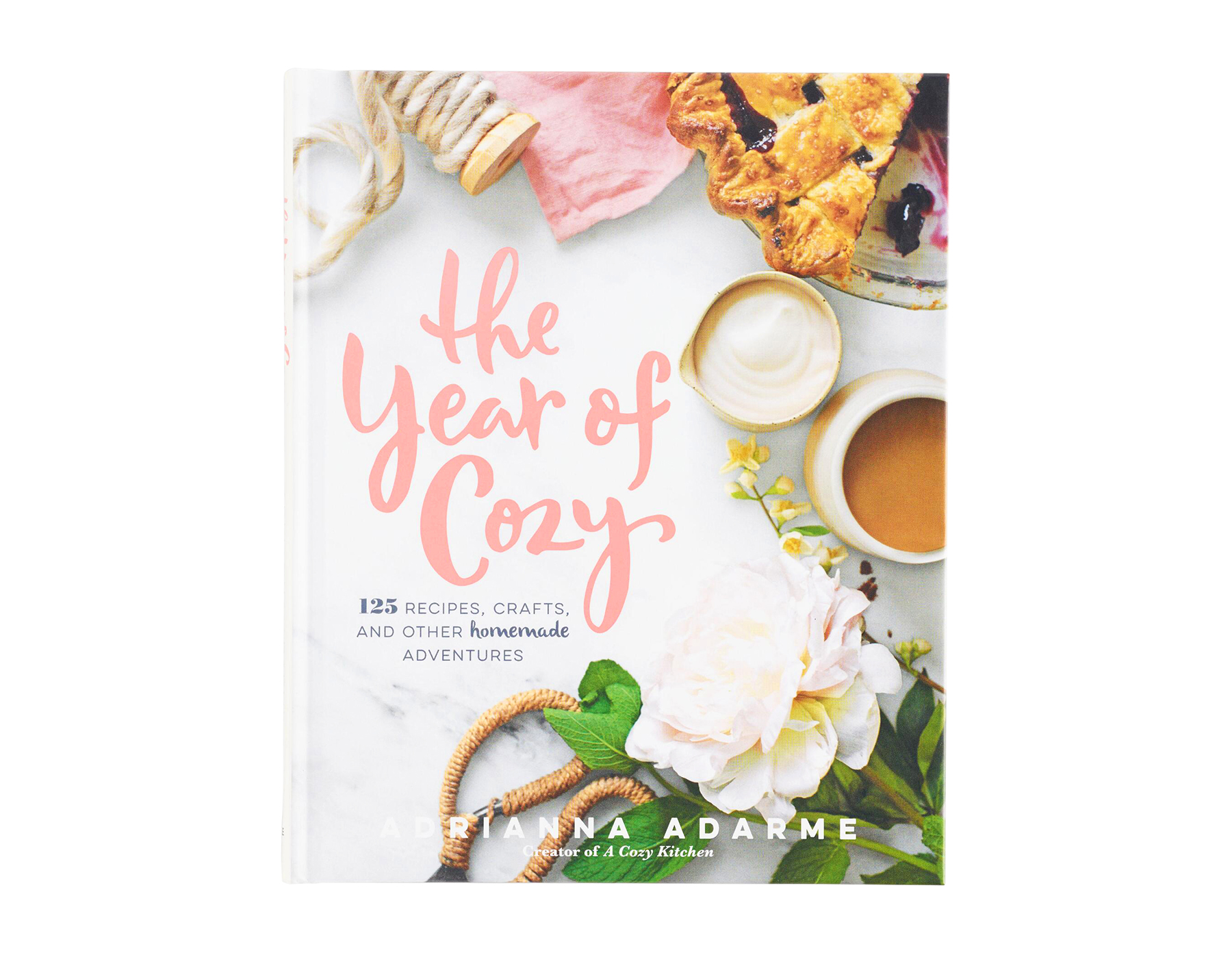 The Year of Cozy Project and Recipe Book