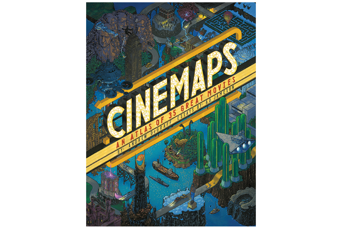 Cinemaps, by Andrew DeGraff and A.D. Jameson
