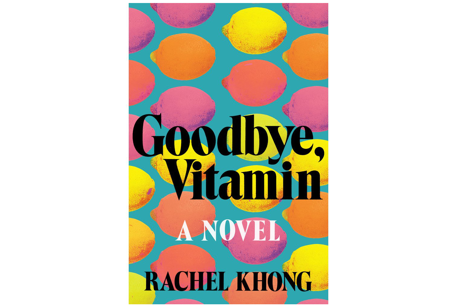 Goodbye, Vitamin, by Rachel Khong