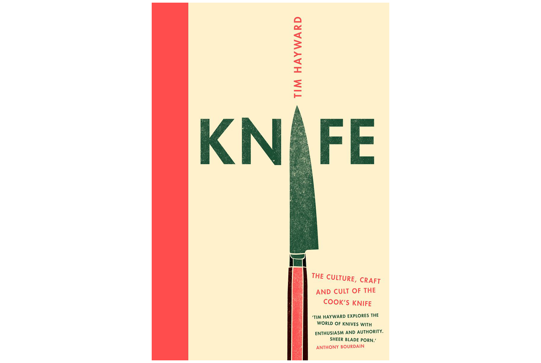 Knife, by Tim Hayward